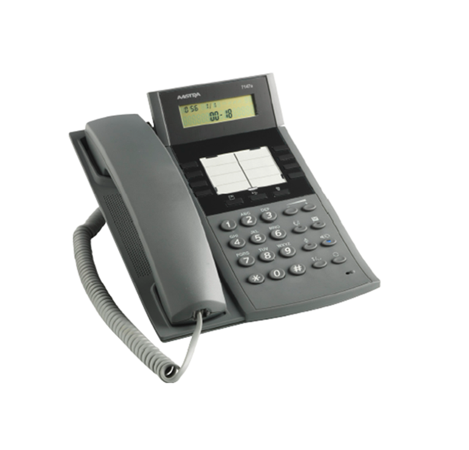 Aastra 7147a Flexible Office and Hotel Telephone